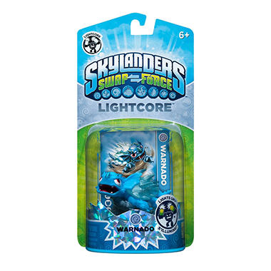 Skylanders Swap Force-Lightcore Warnado