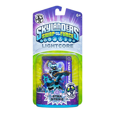 Skylanders Swap Force-Lightcore Star Strike