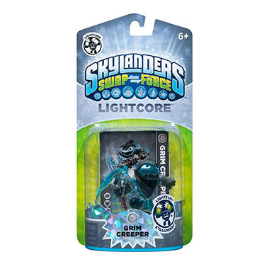 Skylanders Swap Force-Lightcore Grim Creeper