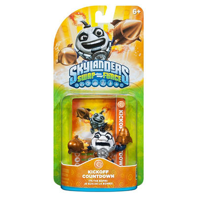 Skylanders Swap Force Kickoff Countdown