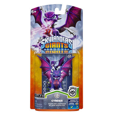 Skylanders Giants Single Character Pack - Cynder