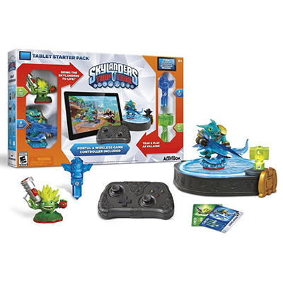 Skylanders Trap Team Starter Kit - Tablet