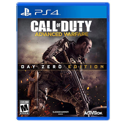 Call Of Duty Advanced Warfare: Day Zero - PlayStation 4