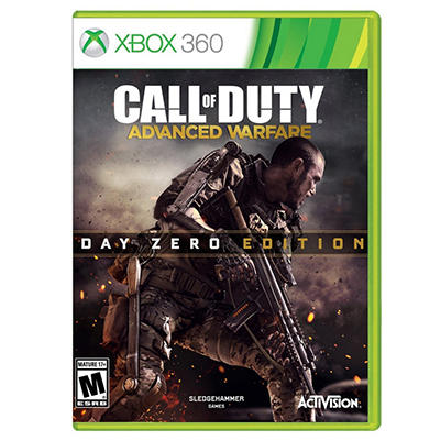 Call Of Duty Advanced Warfare : Day Zero - Xbox 360