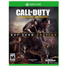 Call Of Duty Advanced Warfare : Day Zero - Xbox One