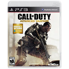 Call Of Duty: Advanced Warefare - PS3