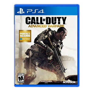 Call Of Duty Advanced Warefare - PS4