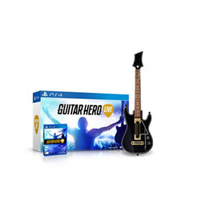 Guitar Hero Live Bundle - PS4