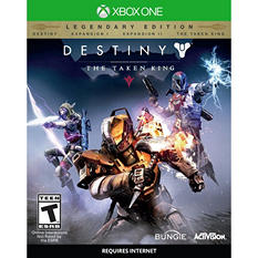 Destiny: The Taken King Xbox One