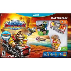 Skylanders Superchargers Starter Kit - Wii U
