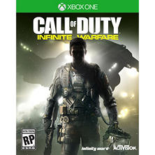 Call of Duty Infinite Warefare (Xbox One)