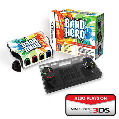 Band Hero Bundle - NDS