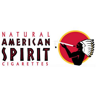American Spirit Maroon Organic Box - 200 ct.