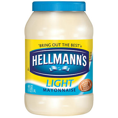 Hellmann's� Light Mayonnaise - 48 oz.