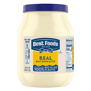 Best Foods� Real Mayonnaise - 64 oz.