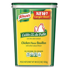 Knorr Chicken Granulated Bouillon (3 lb.)