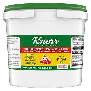 Knorr® Tomato Bouillon w/ Chicken Flavor - 4.4lbs