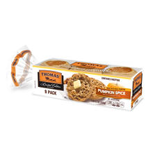 Thomas' Limited Edition Pumpkin Spice English Muffins (9 ct.)