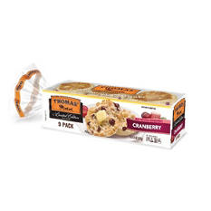 Thomas' Limited Edition Cranberry English Muffins (9 ct.)