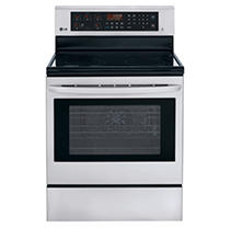 Click here for LG 6.3 cu. ft. Capacity Electric Single Oven Range... prices