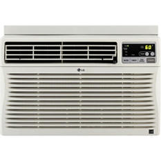 LG Energy Star 8,000 BTU Window-Mounted Air Conditioner with Remote Control