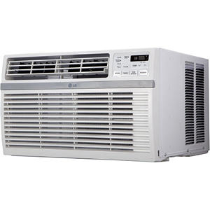 LG 15,000 BTU 115V Slide In-Out Chassis Air Conditioner with Remote Control