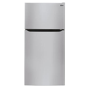 Lg 24 Cu Ft Large Capacity 33 Wide Top Mount