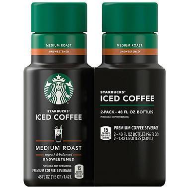 ICED COFFEE 2/48OZ