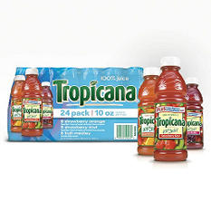 Tropicana Juice Blends Variety - 24/10 oz btls.