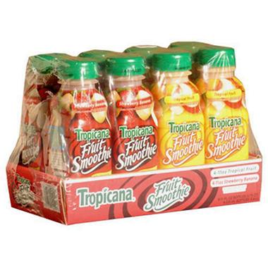 Tropicana Fruit Smoothies