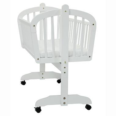 DaVinci Futura Cradle - White
