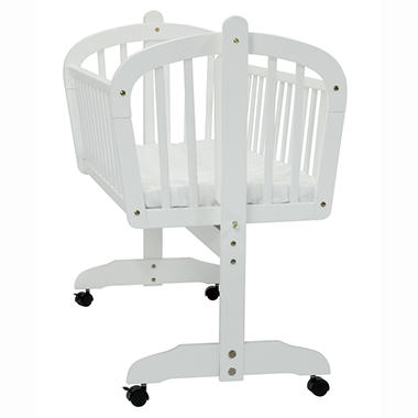 Futura Cradle - White