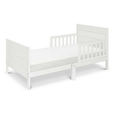 Modena Toddler Bed - White