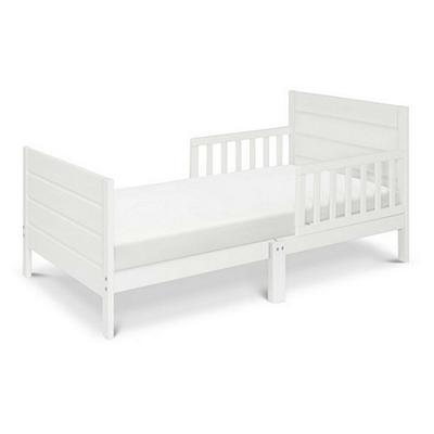 Modena Toddler Bed - White