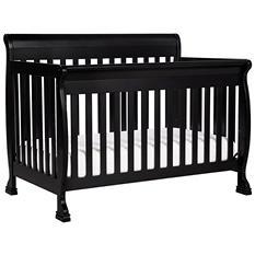 DaVinci Kalani 4-in-1 Convertible Crib with Toddler Rail (Choose Your Color)