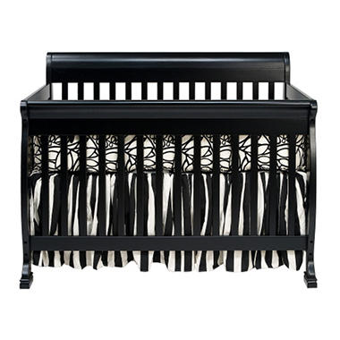 *$164.88 after $35 Online Exclusive Savings* Cadence 4-in-1 Crib - Ebony