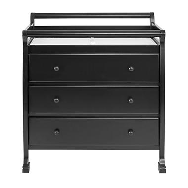 Cadence 3-Drawer Changer - Ebony