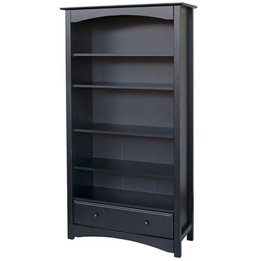 MDB Bookcase - Ebony