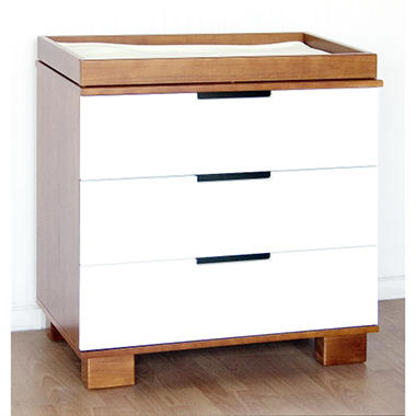 Parklane 3-Drawer Changer - Two Tone