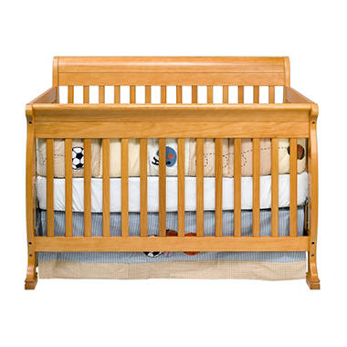 Cadence 4-in-1 Crib - Oak