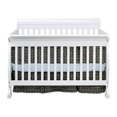 Cadence 4-in-1 Crib - White