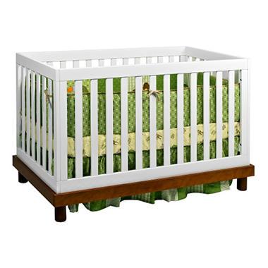 Olivia 3-in-1 Crib - Two Tone