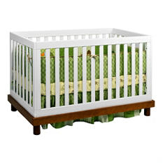 Olivia 3-in-1 Crib - Two Tone