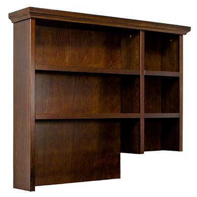 DaVinci Kalani Combo Dresser Hutch, Espresso