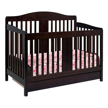 DaVinci Richmond 4-in-1 Crib - Espresso