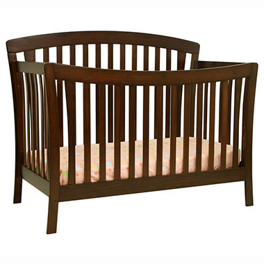 DaVinci Rivington 4-in-1 Crib - Coffee