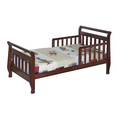 Sleigh Toddler Bed - Cherry