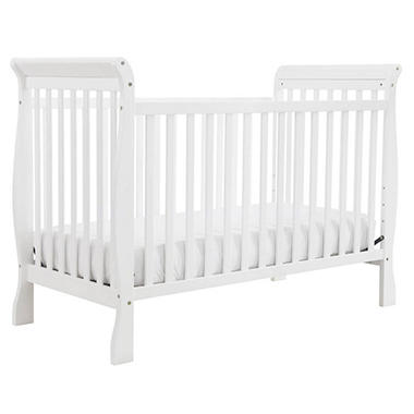 DaVinci Jamie 4-in-1 Convertible Crib - White