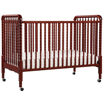 Jenny Lind 3-in-1 Convertible Crib - Cherry