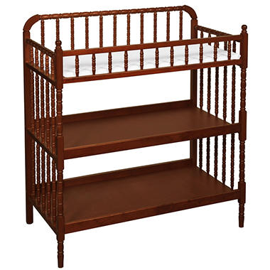Jenny Lind Changing Table - Cherry